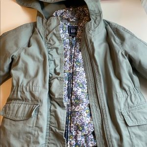 Jacket with matching jeans